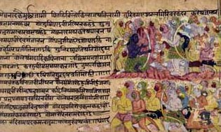 The Bhagavad Gita as an Integral Part of the Epic Mahabharata